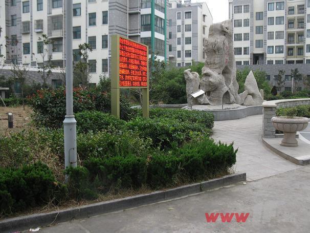 润琦苑小区景观绿化