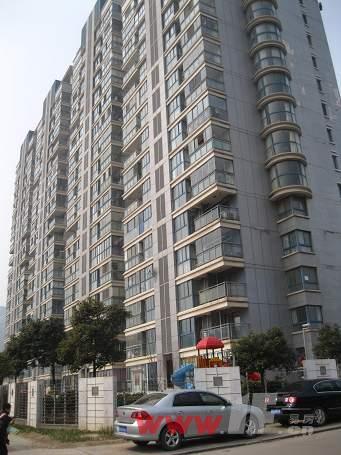 金鼎湾小区整体大楼