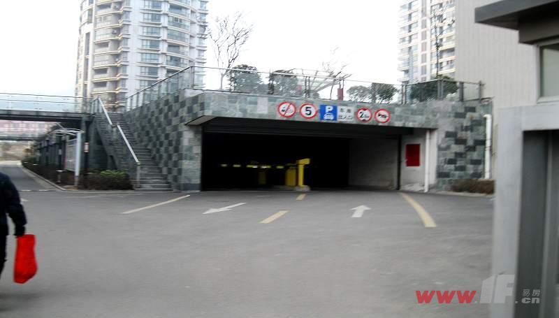 金鼎湾地下停车库