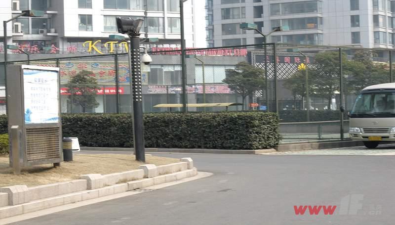 阳光国际中心周边配套—篮球场、娱乐场所等等