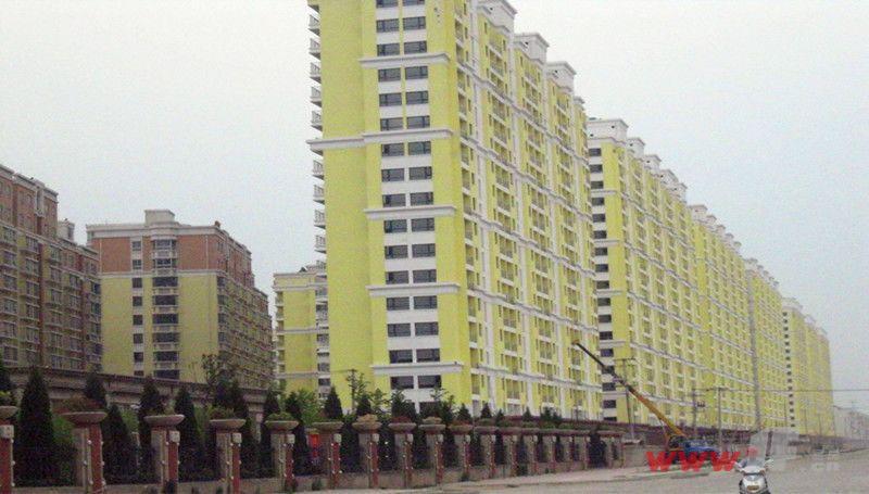九龙城市乐园小区整体