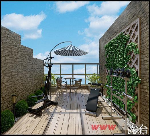 140平方米复式结构楼房,本套房源双层居住设计让客厅拥向家