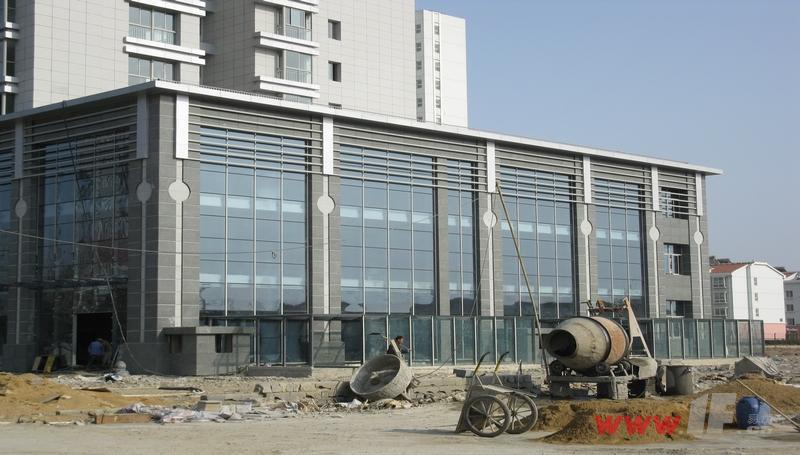 东盛·阳光大厦项目沿街商业