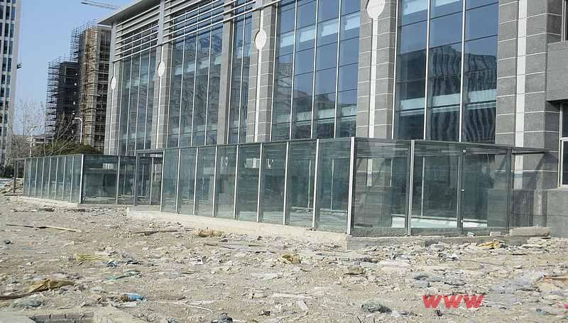东盛·阳光大厦项目入大堂室