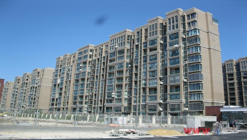 久和国际新城三期住宅