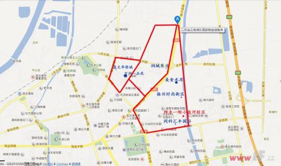 温哥华地图高清中文版