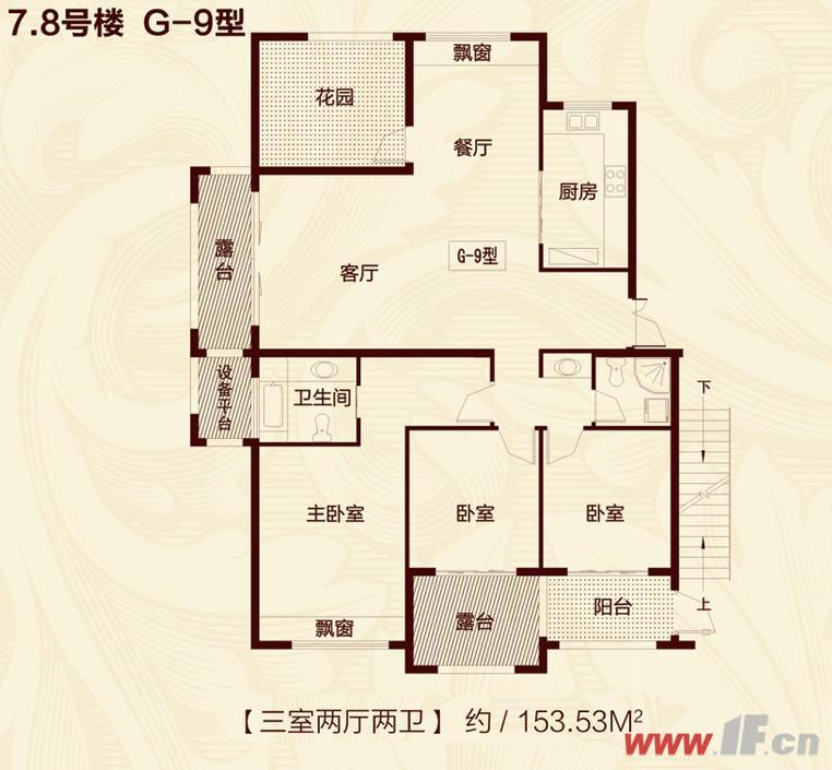 11米×5.6米自建房出租房设计图