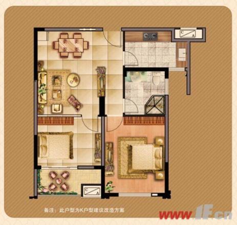 80平方的房子設計圖