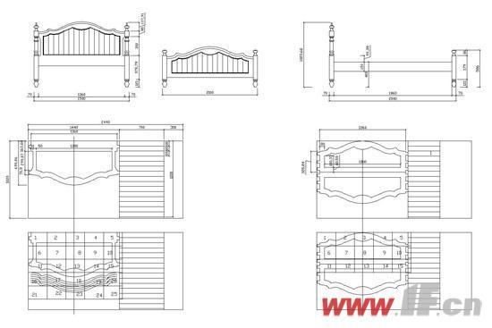 木工施工设计规划