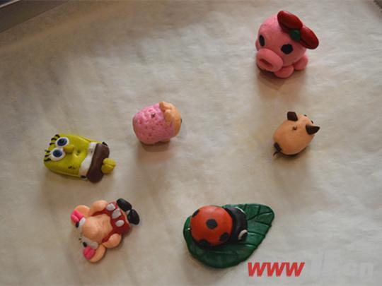 软陶DIY作品-欢乐周末 孔望尚府圣诞狂欢精彩上演图片