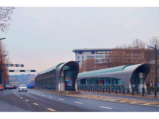 149医院BRT站台
