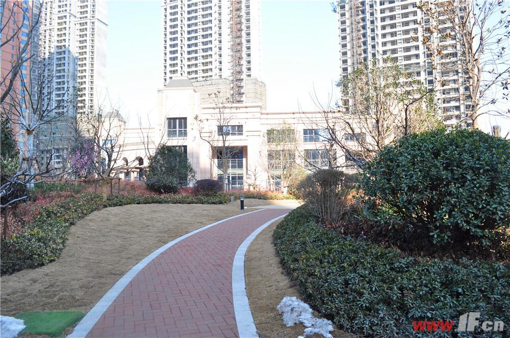 博威江南明珠苑小区实景