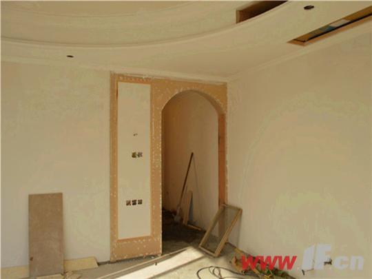 300平大平层客厅装修效果图