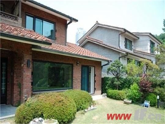韩式二层别墅图