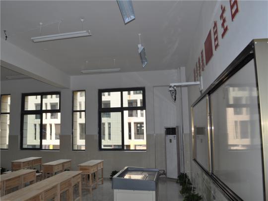 连云港实验学校内景