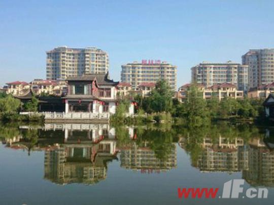 枫林湾小区实景
