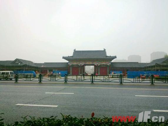 枫林湾青年公园新景