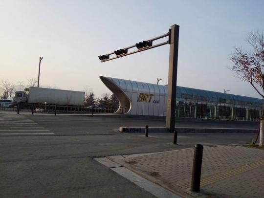 门前BRT宋跳站