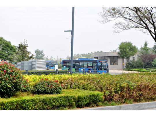 BRT公交总站