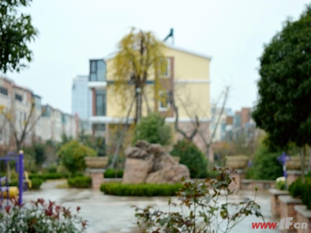 桂苑·御水湾小区实景