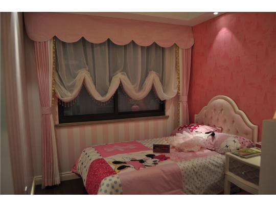 117㎡户型小卧室