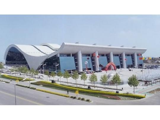 紧邻项目的国际展览中心