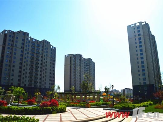 满园春色惹人醉 赣榆最美小区集锦-连云港房产网