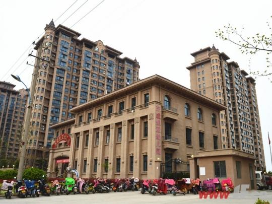 春暖花开动起来 东成·凯亚国际喜迎复工-连云港房产网