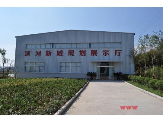 滨河新城规划展示中心