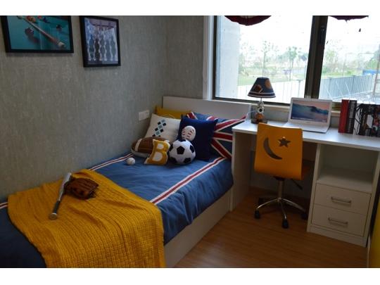 三室户型——儿童卧室