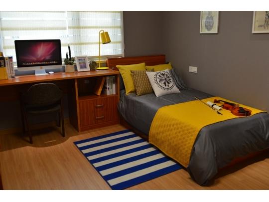 三室户型——次卧