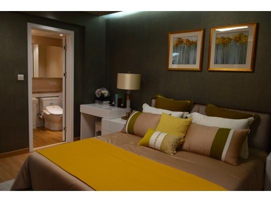 三室户型——主卧室