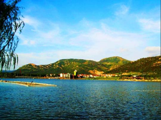星海湖公园