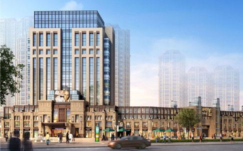 恒润郁洲府办公公寓即将开盘,巨龙路沿街商铺热销中。