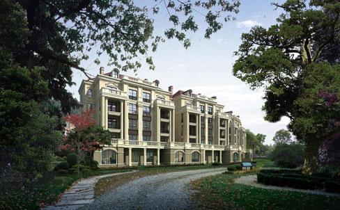 上海之春建面182-232㎡墅级洋房加推中。