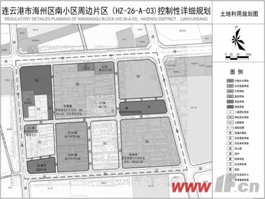 连云港市海州区南小区周边片区规划公示