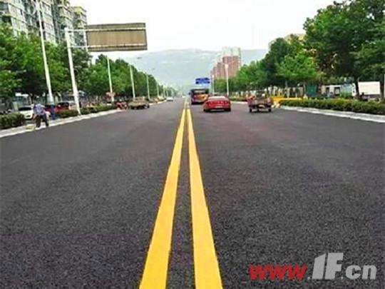 连云港市区 5条道路黑色化改造完成