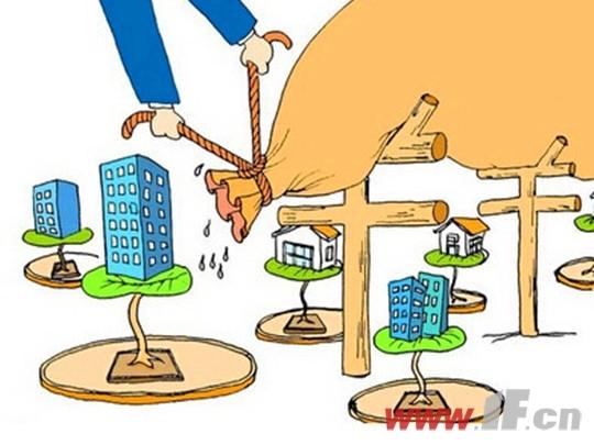 房贷控制收紧