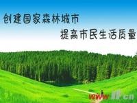 """连云港市获批创建""""国家森林城市"""""""