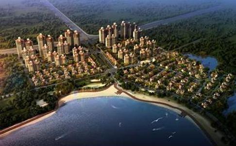 香江·悦湖春天低密社区,多层洋房、双拼别墅准现房发售。