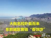 """大批名校扑面而来 东部城区晋级""""香饽饽"""""""