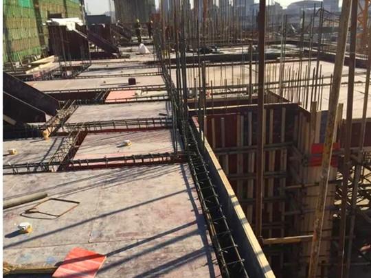 2#楼结构施工