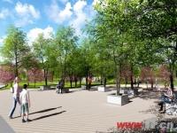 为公园为邻 健康运动与家只有一步之遥