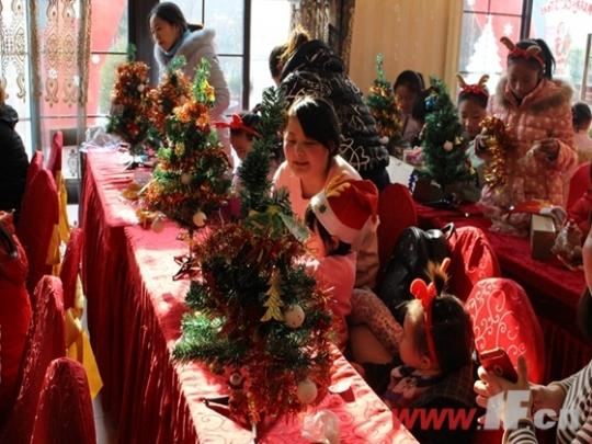 映象西班牙圣诞派对温暖开启 共享奇幻之旅-连云港房产网