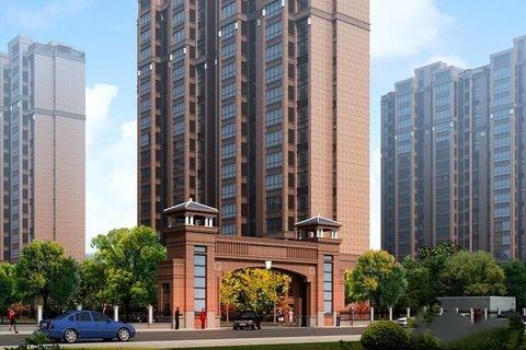 项目二期将推出6栋楼,建筑面积约126㎡、146㎡。