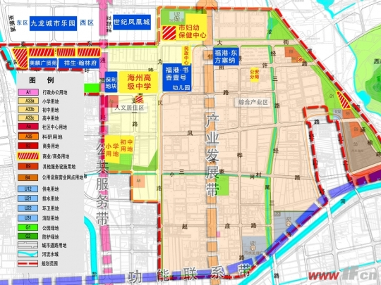 连云港海州经济开发区规划