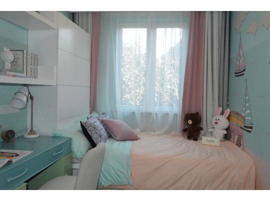100㎡样板房卧室