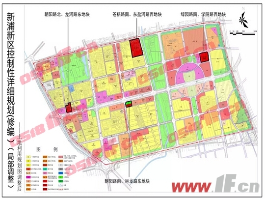 重大调整!海州区、高新区多地块批前公示-连云港房产网