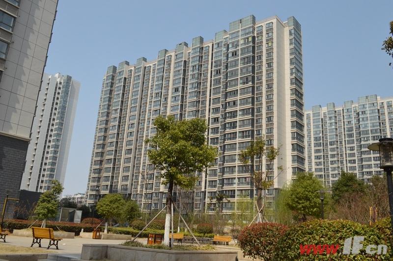 东盛·四季花城小区实景图