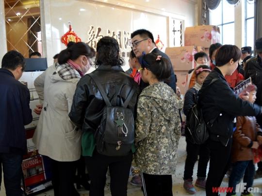 韵湖澜湾二期高层开工仪式成功举办-连云港房产网